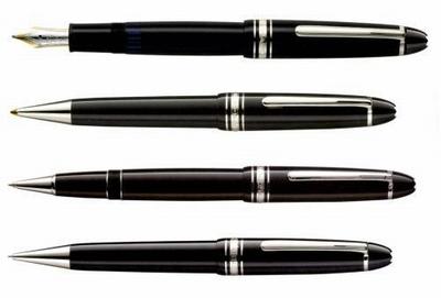 montblanc stylo