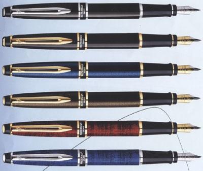 stylo waterman expert